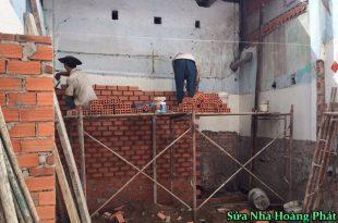 Dịch vụ sửa nhà tại quận 1 trọn gói