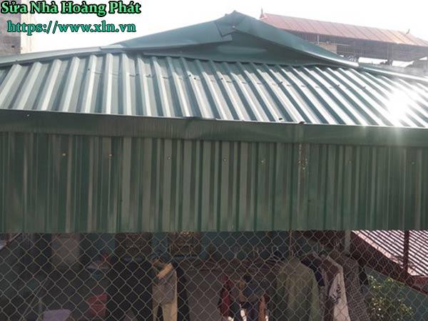 Thợ chống dột mái tôn tại quận gò vấp giá rẻ